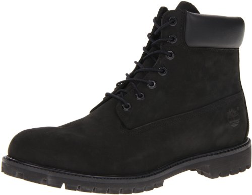90s TIMBERLAND BOOTS 10073 BLACK