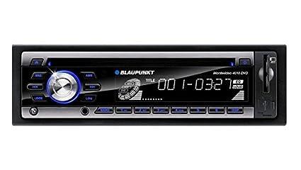 MONTEVIDEO balupunkt 4010DVD autoradio avec lecteur fM/aM tuner, dVD-divX/cD/mP3/uSB/sD 4 x 40 w (noir)