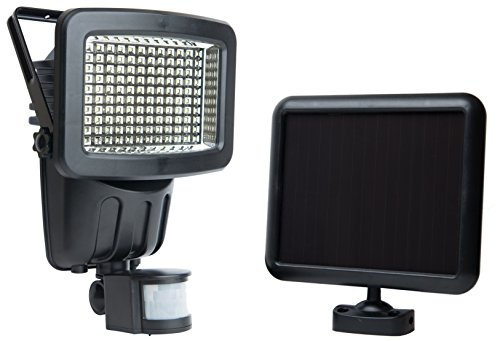 120 SMD LED Solar Security Lights by OE Lights: The Solar Lights & Lighting Specialists (Free 2 Year Warranty Included)