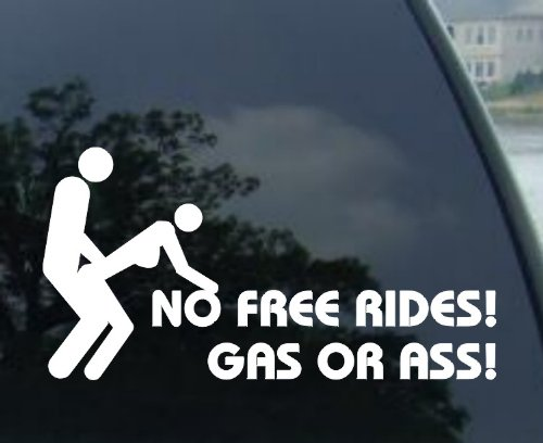 Upc 587946135237 No Free Rides Decal For Scarab