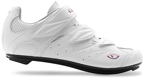 Giro Sante II Shoe - Women's Matte White/Gloss White 42 (Giro Cycle Shoes Womens compare prices)