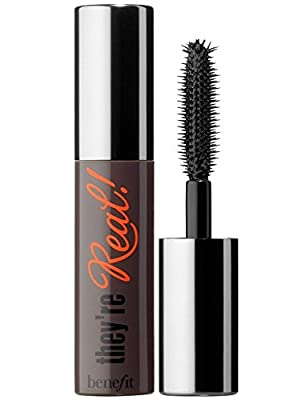 Benefit They're Real Mascara - Deluxe Travel Size, 0.1 oz