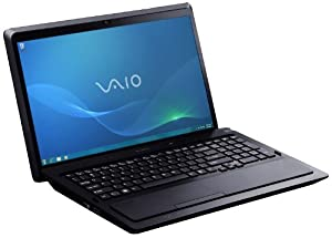 Sony Vaio F23Z1E/BI 40,6 cm (16 Zoll) Notebook (Intel Core i7 2670QM, 2,2GHz, 8GB RAM, 650GB HDD, NVIDIA GT 540M, Blu-ray, Win 7 HP)