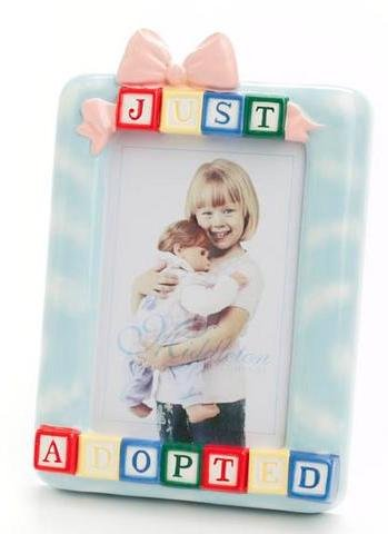 Middleton Doll Nursery Ceramic Frame - 1