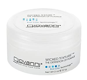 Giovanni Wicked Texture Styling Pomade, 2-Ounce
