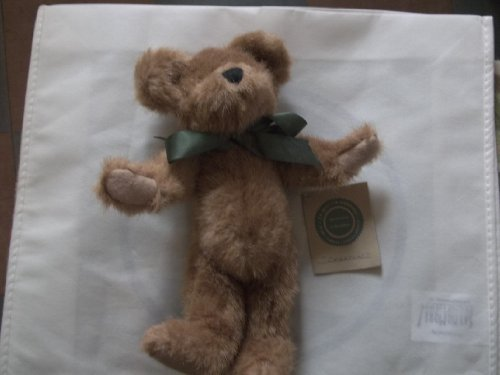 "Boyds ""Craxton P. Bean"" Brown Teddy Bear - 510300-11 (Retired) - 1"
