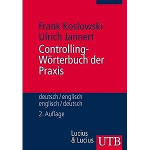 Controlling-Wörterbuch der Praxis