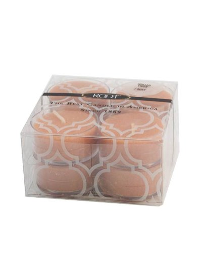 Root Candles Boutique Scented Tealight Candles, Mulled Cider, Box of 8