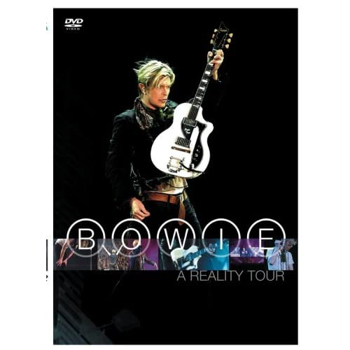 DAVID BOWIE - A Reality Tour DVD Live Video - 1,17 GB DivX