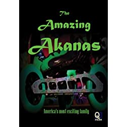 The Amazing Akanas