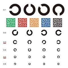 108ピース ジグソーパズル パズルにしちゃいました! シリーズ 視力検査 マイクロピース(10x14.7cm)