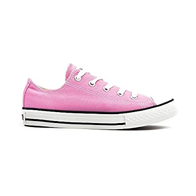 Converse Junior Chuck Taylor AS Core Ox Lace-Up Pink 3J238 1 UK