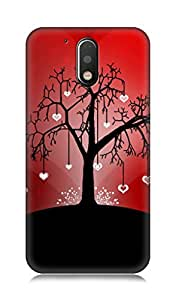 Motorola Moto G4 Plus 3Dimensional High Quality Designer Back Cover by 7C
