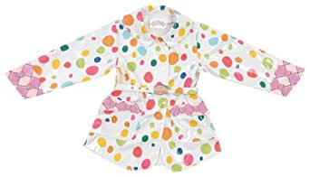 Polka Dot Coat (Size 4T)