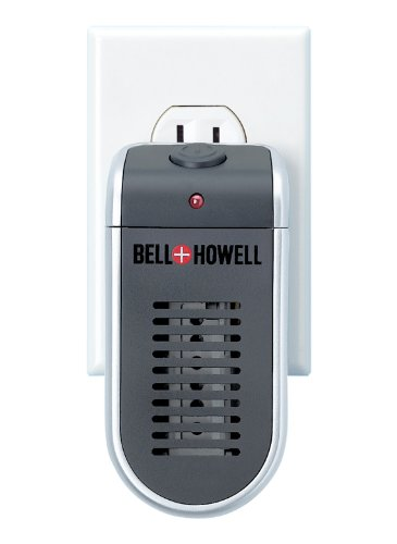 Bell + Howell Plug-in Ionizer - Bell + Howell Plug-in Ionizer With UV
