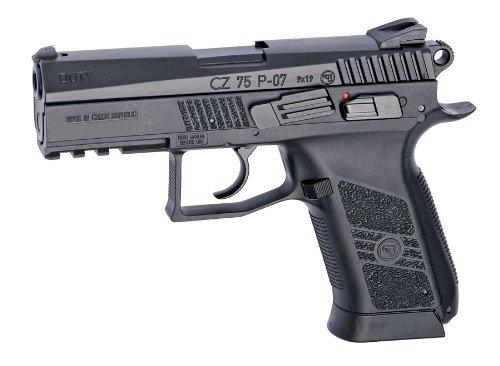 Cz75 P-07 Duty Co2 Airsoft Pistol