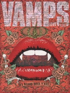 VAMPS LIVE 2012(DVD��������)