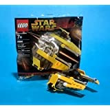 LEGO Star Wars: Mini Jedi Starfighter Set 6966 (Bagged)