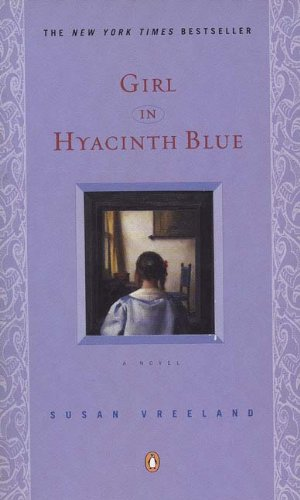 Image of Girl in Hyacinth Blue