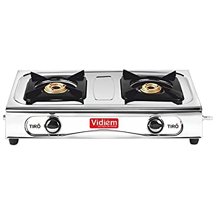 Tiro Gas Cooktop (2 Burner)
