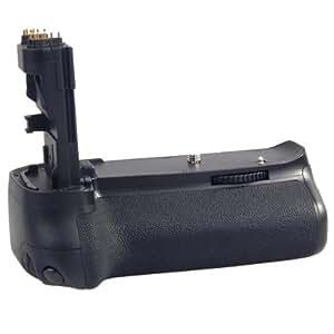 Professional BG-E9 Battery Grip + 2 LP-E6 Batteries for Canon EOS 60D Digital SLR Camera