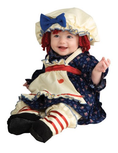 Ragamuffin Dolly Toddler Costume - Toddler Halloween Costume