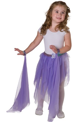 Little Adventures Fairy Tutu Dress-up Costume Skirt (3-6 years, Lilac)