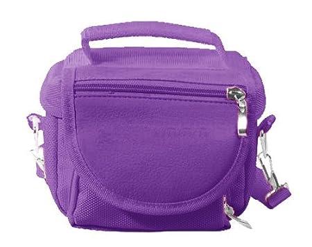 Modern-Tech Purple Nintendo DS Lite/DSi/DSi XL/3DS Travel Bag Carry Case
