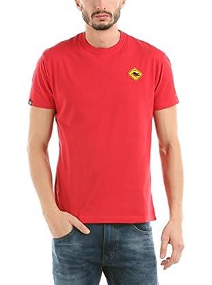 Hot Buttered Camiseta Manga Corta (Rojo)