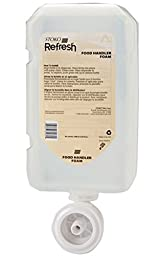1000mL Stoko Refresh Food Handler Foam Wash - SAFETY-SH-34974