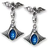 Alchemy Gothic Crux Angelicum Pair of Earrings