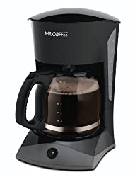 Mr. Coffee Brewing Coffee Maker from By Mr. Coffee
