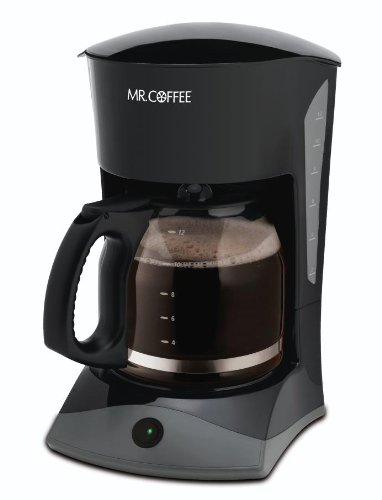 Mr Coffee Maker Guide : Mr. Coffee 12-Cup Manual Coffeemaker, Black, SK13 Home Garden Kitchen Dining Kitchen Appliances ...