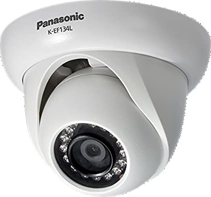Panasonic E-Series K-EF134L03E Dome Network Camera