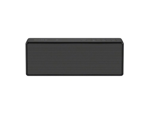 Sony Srsx3 Portable Nfc Bluetooth Wireless Speaker (Black) With Speakerphone
