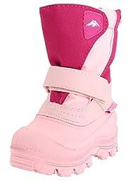 Quebec Pink/Fuchsia Boot, 2 W US Little Kid