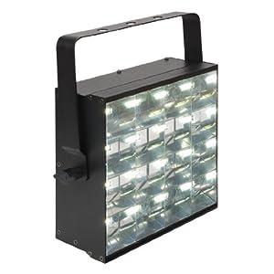 ADJ Products LED Powered Matrix Strobe 2-FX-In-1 Fixture Light