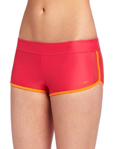 Speedo Women's Active Mesh Swim Short Bottom