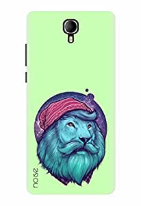 Noise Intex Aqua Star 2 Designer Printed Case / Cover for Intex Aqua Star II / Animated Cartoons / Dashing Lion