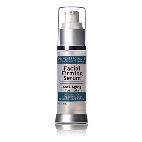 Facial Firming Serum for Ageless Looking Skin Organic Aging Creme Activates Collagen Firmer complexion Moisturizing Cream Skin Tightening Smooths Reduces Wrinkles$4.00 Off 2 Bottles Code 8XKJ3IRR (Mature Made Q10 compare prices)