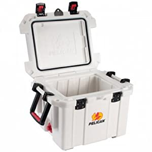 35 Quart Elite Marine Cooler- White by Pelican
