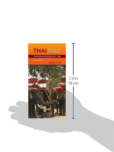 Thai Dictionary & Phrasebook