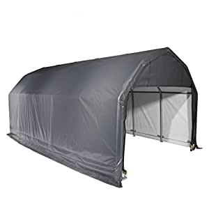 Outdoor Car Storage >> Shelterlogic Outdoor Garage Automotive Boat Car Vehicle