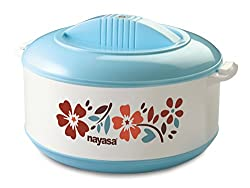 Nayasa Thermoware casserole - Chef - 2000 blue