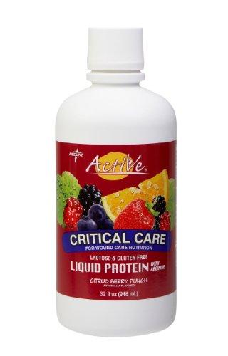 Active Critical Care Liquid Protein Nutritional Supplement ( Supplement, Protein, Active, Liq, Crit Care ) 4 Each / Case