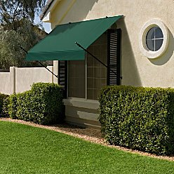 Designer Window Awnings-4' - COCOA - Improvements