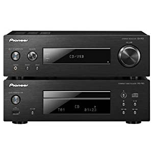 Review and Buying Guide of Buying Guide of  Pioneer XCP01DAB DAB/CD/Receiver Mini Separates System