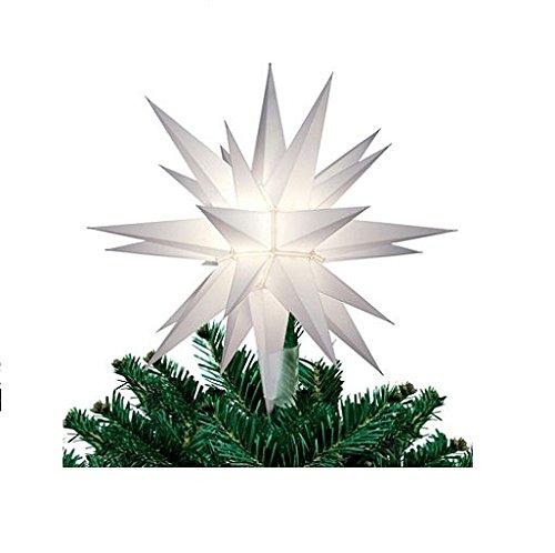 12 in Moravian Star Topper