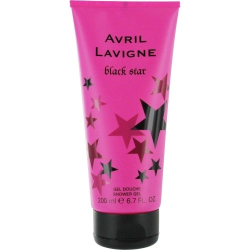 Avril Lavigne Black Star 6.7 oz Shower Gel for Women