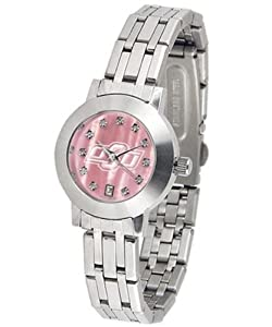 Oklahoma State Dynasty Ladies Mother of Pearl Watch by SunTime